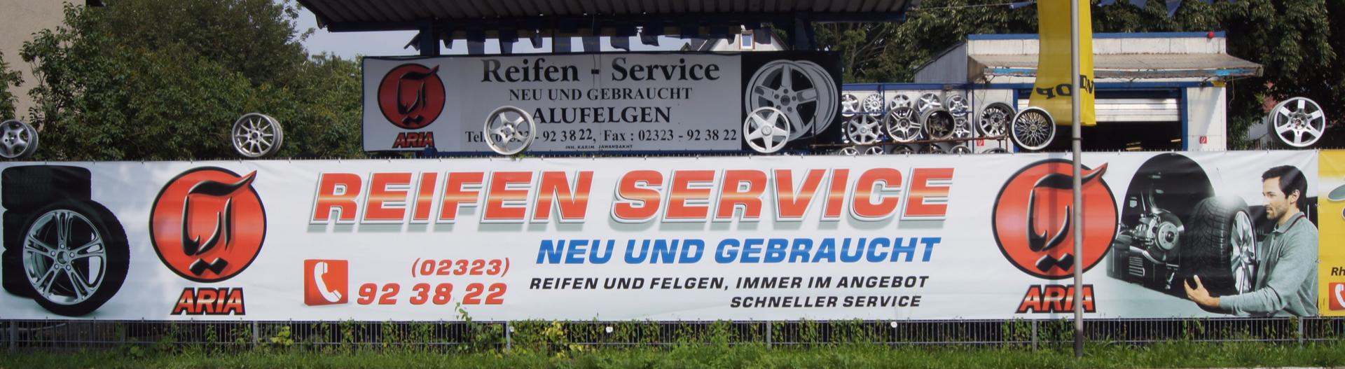 Reifen-Service